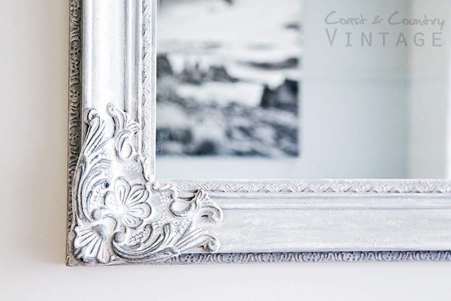 French Style Mirror - Coast & Country Vintage
