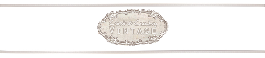 Furniture Painting with Coast & Country Vintage