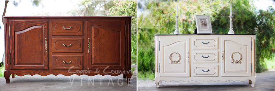 Spray Painting Furniture