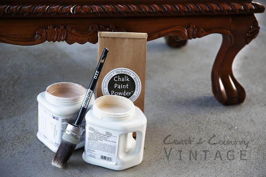 Websters Chalk Paint Powder Melbourne