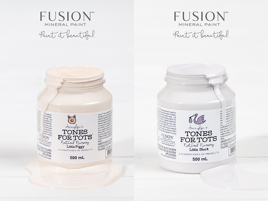 Fusion Mineral Paint Little Piggy