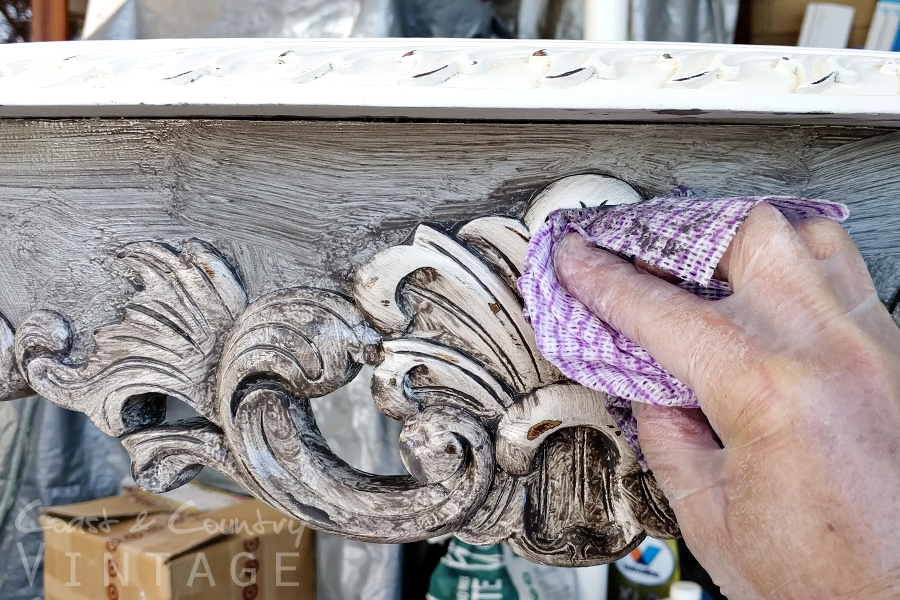 Fusion Mineral Paint Glaze